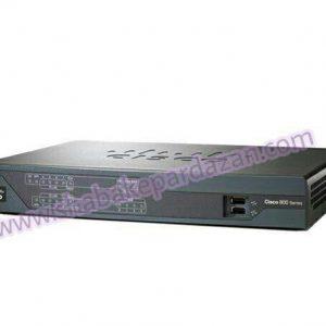 روتر سیسکو Router 888/k9