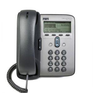 آی پی فون سیسکو Cisco IP Phone CP-7911G