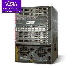 شاسی سوئیچ شبکه سیسکو WS-C6509-E