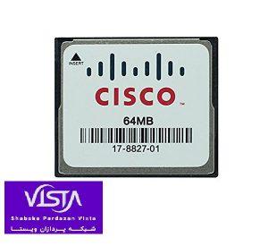 کارت حافظه سیسکو 64GB CF