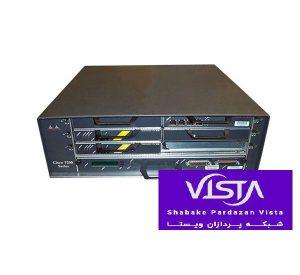 روتر سیسکو CISCO 7206 VXR NPE- G2 Dual Power