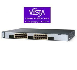 Cisco 3750G 24TS-S1U