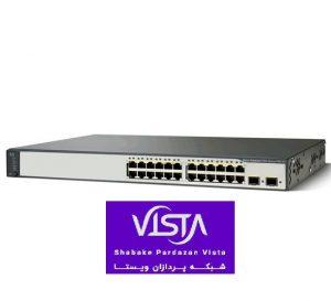 Cisco 3750V2 24PS-S