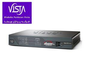 روتر شبکه سیسکو Cisco 888-K9
