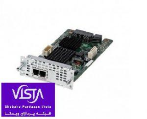 ماژول شبکه سیسکو NIM-2CE1T1-PRI