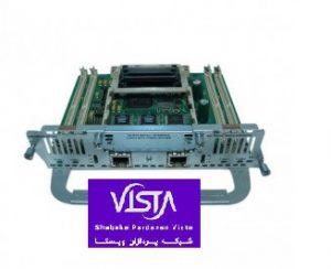 ماژول شبکه سیسکو NM-HDV2-2T1-E1