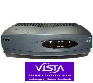 روتر شبکه سیسکو Router CISCO 1721