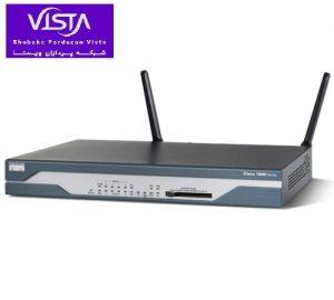روتر شبکه سیسکو Router CISCO 1803
