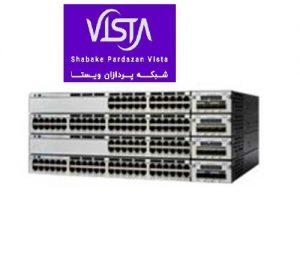 Switch 48Port Cisco WS-C3750X-48PF-S