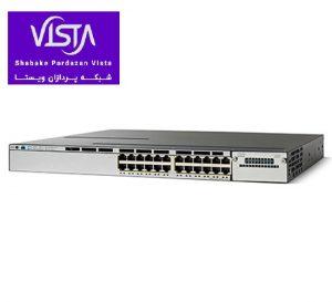 Switch Cisco WS-C3750X 24T-S
