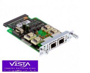 ماژول شبکه سیسکو VIC3-2E-M