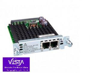 ماژول شبکه سیسکو VIC3-2FXS-DID