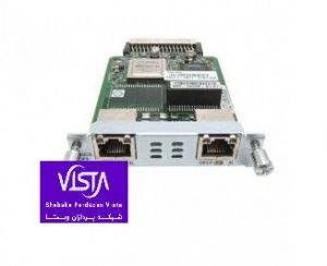 ماژول شبکه سیسکو VWIC3-2MFT-G703