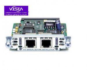Voice Interface Module Card Cisco VIC-2FXS