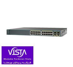 WS-C2960-Plus 24PC-S