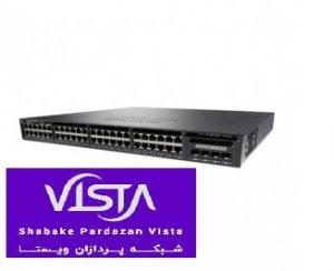 سوئیچ شبکه سیسکو 48 پورت WS-C3650-48TD-E