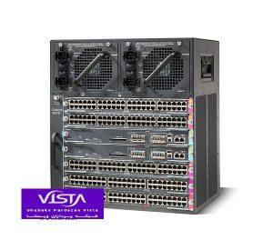 شاسی سوئیچ شبکه سیسکو WS-C4507R