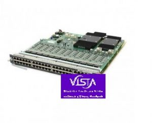 ماژول سوئیچ شبکه سیسکو WS-X6148-GE
