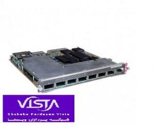 ماژول سوئیچ شبکه سیسکو WS-X6708-10G-3CXL